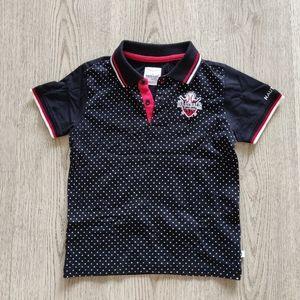 NautiNauti Boys Polo Shirt Cotton, for 7 years